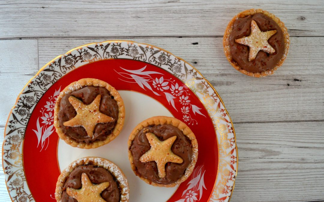 Chocolate & Chilli Mince Pies