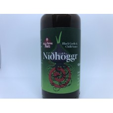 Nídhöggr - Black Garlic & Chilli Sauce