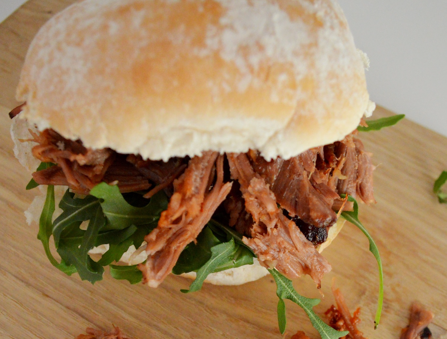 Pulled Pork Bun / Platter