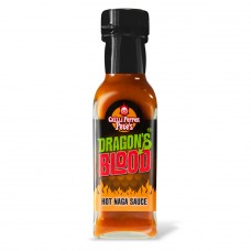 Dragon's Blood Hot Naga Sauce