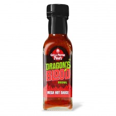Dragon's Blood Original Mega Hot Chilli Sauce