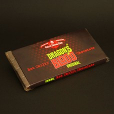 Dragon's Blood Original Chilli Chocolate Bar
